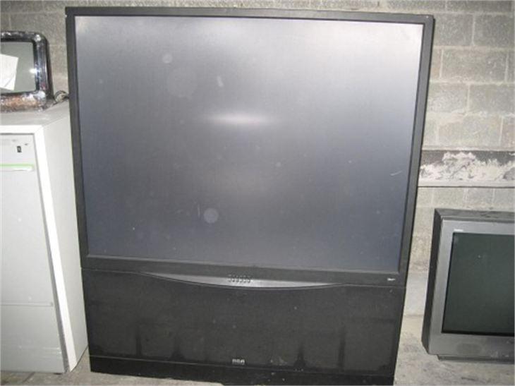 RCA CRT TV